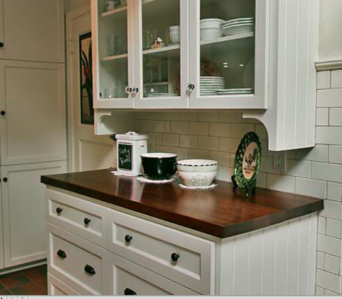 Used White Kitchen Cabinets: Favorite Paint Colors: Part Two