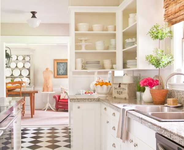 Our kitchen updates holly mathis interiors for Updating a kitchen