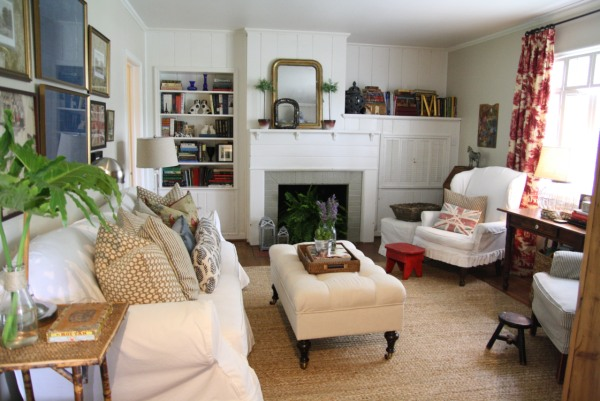More Living Room - Holly Mathis Interiors