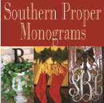 Southern Proper Monograms