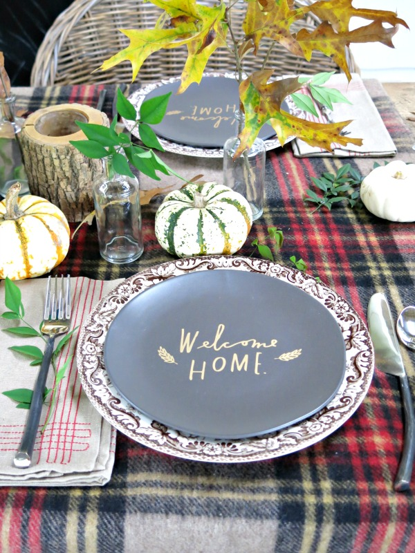 plaidplacesetting